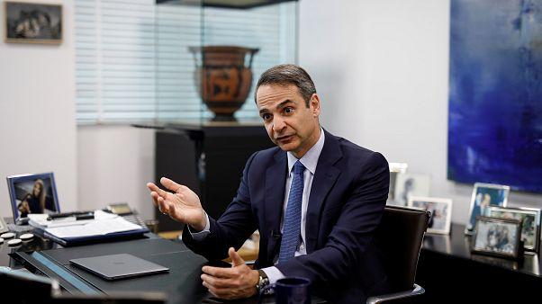 Κ. Μητσοτάκης: Στόχος μια καθαρή νίκη στις Ευρωεκλογές
