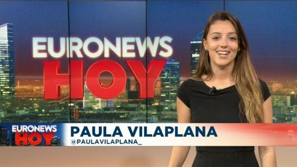 Euronews Hoy | Las noticias del lunes 22 de abril de 2019