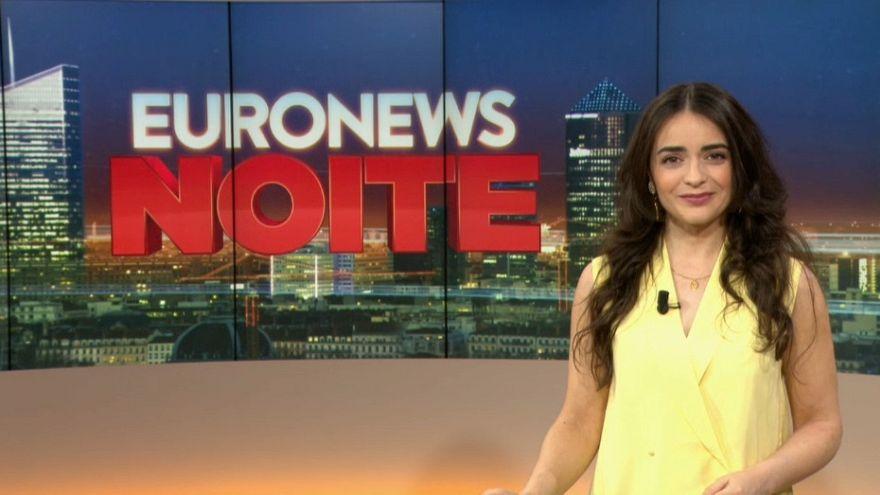 Euronews Noite 22.04.2019