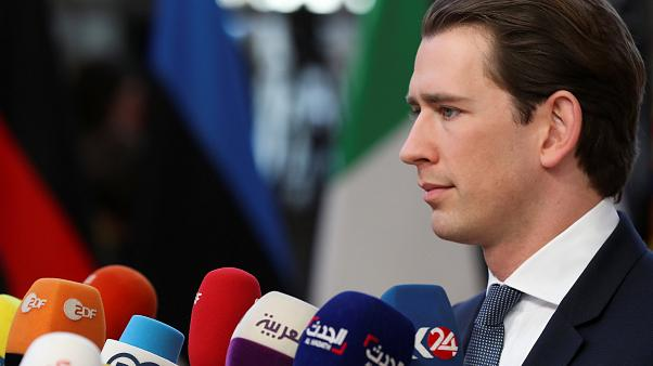 Austrian prime minister outraged at 'xenophobic' poem published on Easter weekend