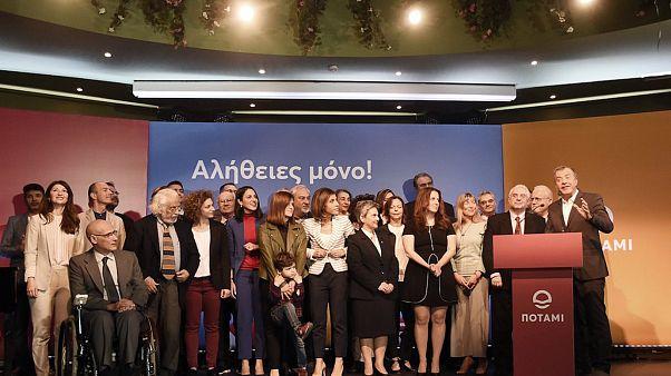 «Αλήθειες Μόνο!»: Το Ποτάμι παρουσίασε τους υποψήφιους Ευρωβουλευτές