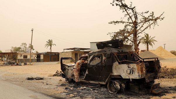 Бои на окраине Триполи: растёт число погибших