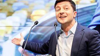 Ουκρανία: Τι ακολουθεί την εκλογή Ζελένσκι