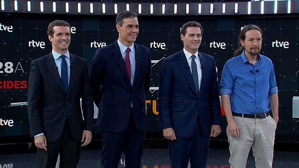 Теледебаты о судьбе Каталонии