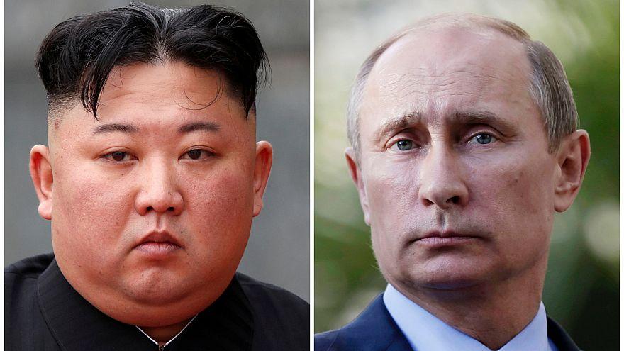 """""""Kuzey Kore lideri Kim Jong-un ilk Rusya ziyareti için yola çıktı"""""""