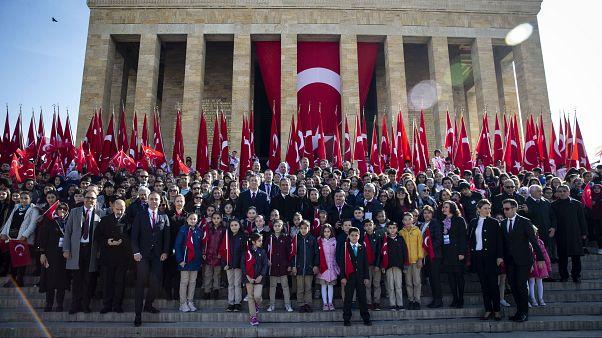 23 Nisan Ulusal Egemenlik ve Çocuk Bayramı: TBMM 99 yaşında