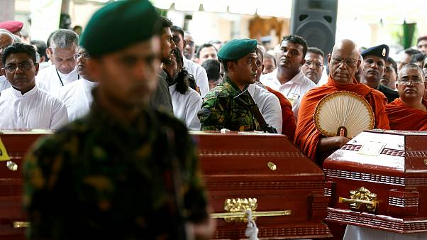 دستگیری یک تبعه سوریه و افزایش شمار قربانیان انفجارهای سریلانکا