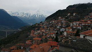 #EURoadTrip En Ruta a las Europeas- Día 28: Luces y sombras en la pintoresca Metsovo