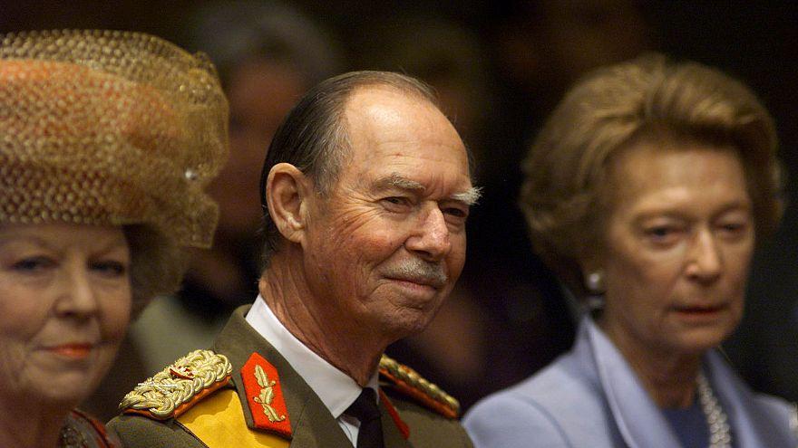 Умер великий герцог Люксембурга Жан