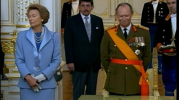 Elhunyt János, volt luxemburgi nagyherceg