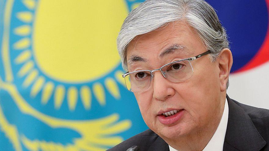 Kazakistan başkanlık seçimleride Nazarbayev'den Tokayev'e destek