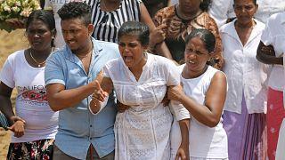 Θρήνος και οργή στην Σρι Λάνκα