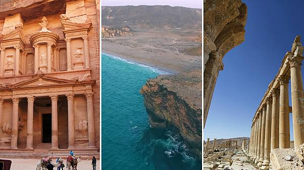 Jordan, Oman & Syria: different approaches to boosting tourist numbers