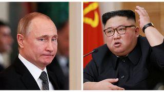 Первая встреча Путина и Ким Чен Ына: чего ждать?