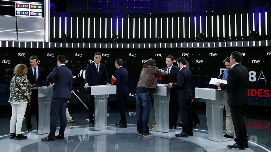 El primer debate electoral español en las redes: Del protagonismo de Rivera al papel de las mujeres