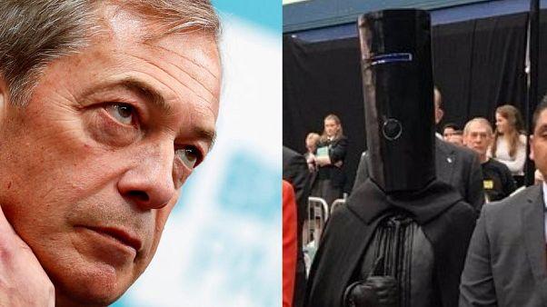 Europee 2019, Lord Buckethead annuncia che sfiderà Nigel Farage