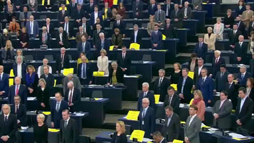 Höhepunkte im Europäischen Parlament