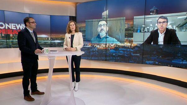 Elecciones españolas: El Debate de Euronews pone de relieve temas olvidados de la campaña electoral