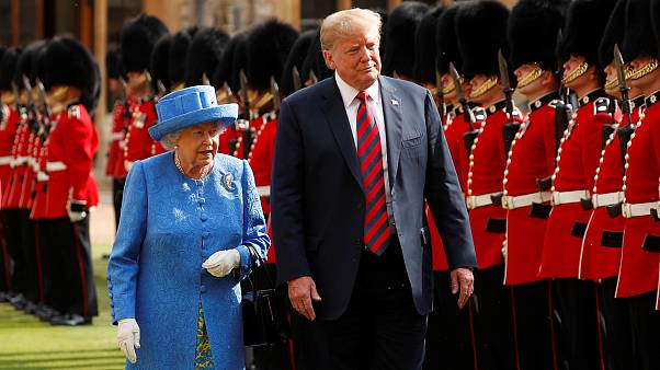 Donald Trump will make a state visit to the UK from June 3-5, Queen Elizabeth II says