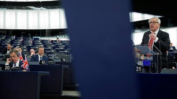 The Brief from Brussels: Höhepunkte im Europa-Parlament