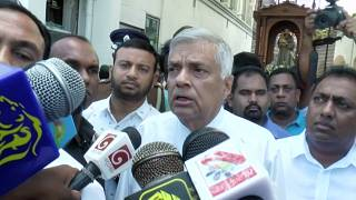 Sri Lanka blasts: Intel on attacks not shared because of a 'breakdown in communication', says PM