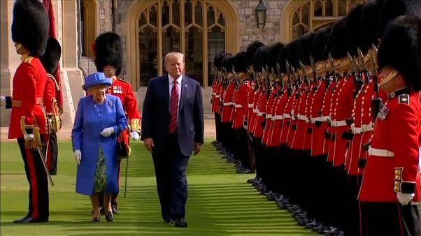 Donald Trump se rendra en visite d'État au Royaume-Uni du 3 au 5 juin