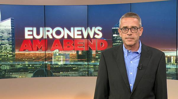 Euronews am Abend vom 23.04.2019