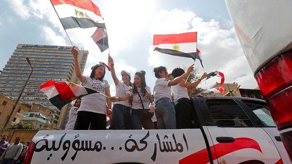 همهپرسی اصلاح قانون اساسی مصر؛ ۸۸ درصد موافق