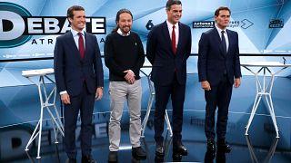 ¿Quién ha ganado el definitivo debate entre los candidatos a la presidencia?