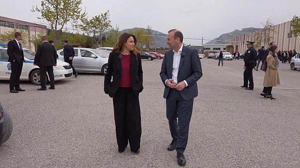 Βέμπερ στο euronews: Να είμαστε ειλικρινείς. Η Τουρκία δεν μπορεί να είναι μέλος της ΕΕ