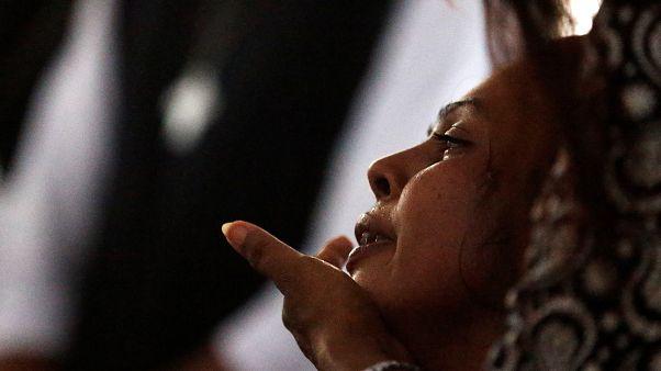 Sri Lanka'yı vuran terör saldırılarında ölü sayısı 253'e yükseldi