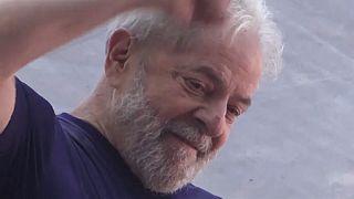 La justice brésilienne allège la peine de l'ancien Président Lula
