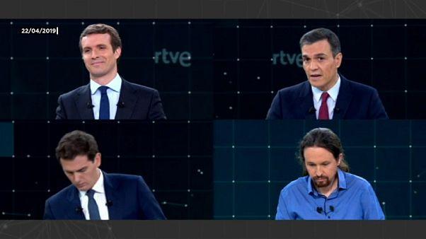 Eleiçoes em Espanha: segundo debate