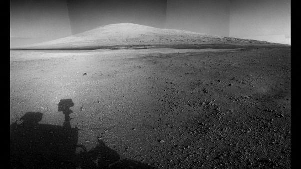 Megrengett a Mars