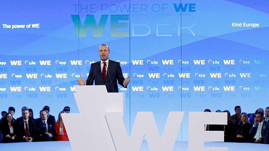 Weber: megvédjük Európát a nacionalistáktól