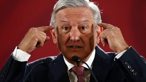 López Obrador arremete contra la prensa
