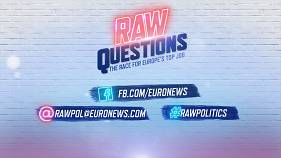 Raw Politics debates on Euronews