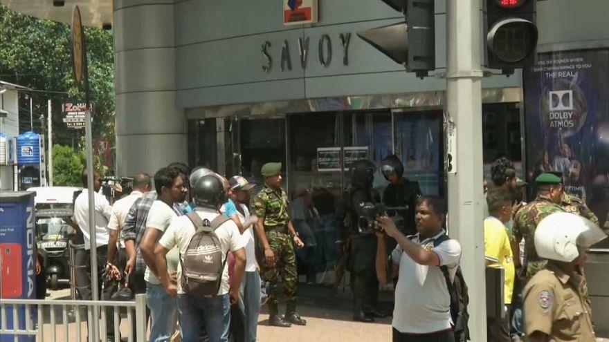 Шри-Ланка: десятки задержанных