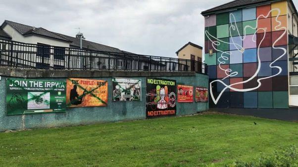 La fragile paix en Irlande du Nord