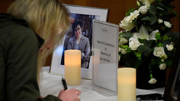 Lyra McKee, az új IRA első áldozata