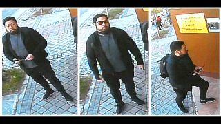 شاهد: كاميرات المراقبة ترصد لحظة دخول جندي أمريكي سفارة كوريا الشمالية في مدريد