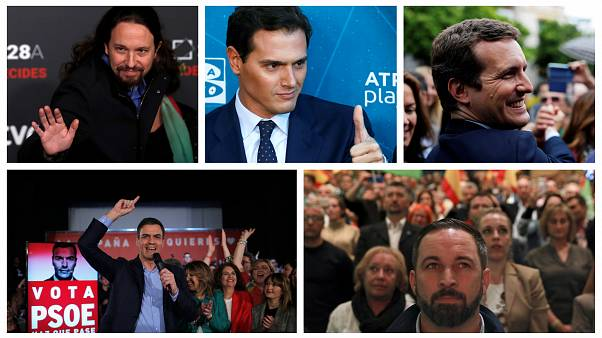 Spain's election and the battle for control of social media