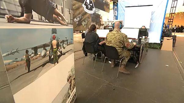 Fiatal gamereket vet be a dán hadsereg a kiberbűnözők ellen