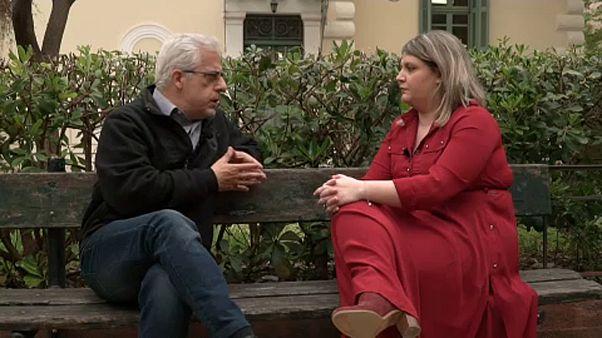 Ο Νίκος Σοφιανός στο euronews