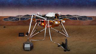 Wissenschaftler messen zum ersten Mal ein Beben auf dem Mars