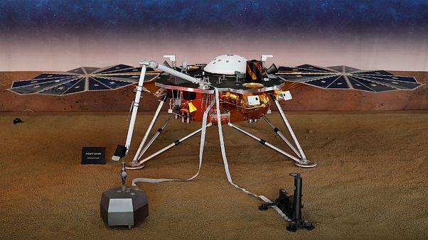 برای اولین بار در تاریخ؛ ثبت امواج زلزله روی سیاره مریخ