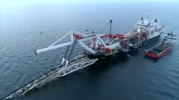 Weber promete bloquear el Nord Stream 2