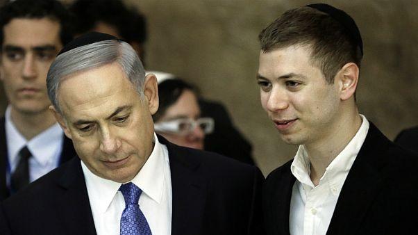 توییت جنجال برانگیز پسر نتانیاهو: کشور عربی به نام فلسطین وجود نداشته