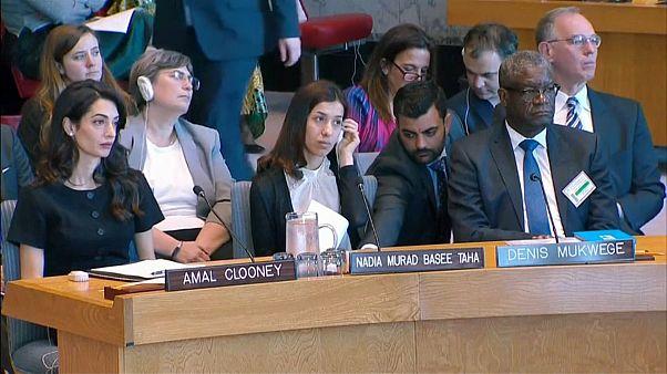 ONU aprova resolução para o combate à violência sexual em conflitos