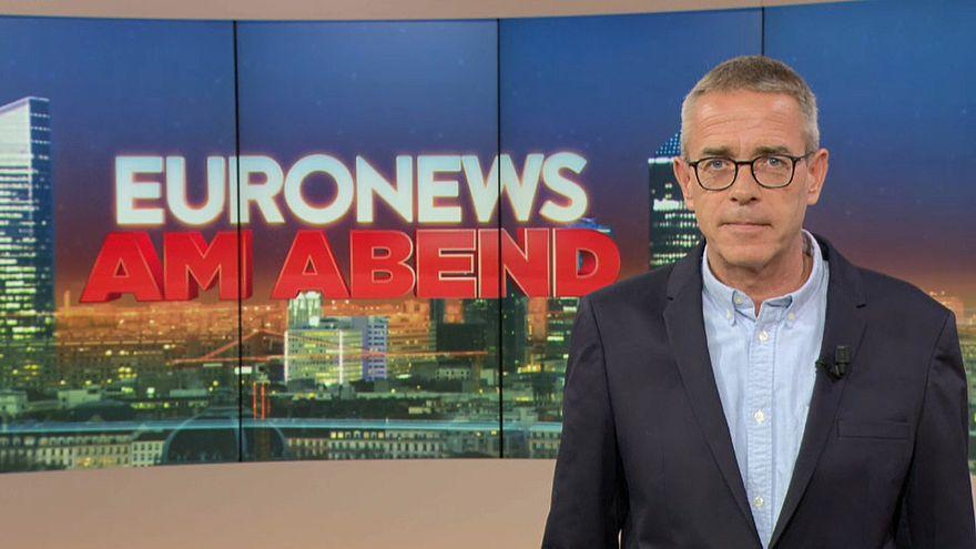 Euronews am Abend vom 24.04.2019
